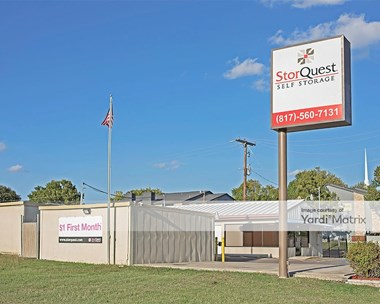 Image for StorQuest Self Storage - 9250 North Normandale Street, TX