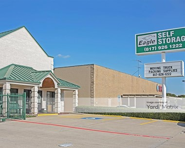 Image for Eagle Self Storage - 4450 Rivertree Blvd, TX