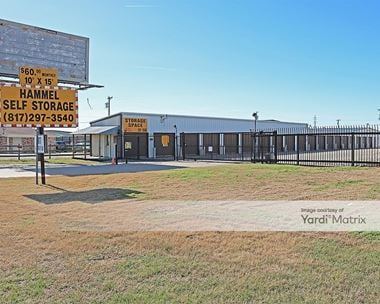 Storage Units for Rent available at 1617 North Crowley Road, Tarrant County, TX 76036 Photo Gallery 1
