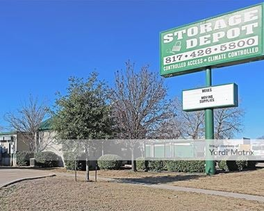 Storage Units for Rent available at 825 West Hidden Creek Pkwy, Burleson, TX 76028