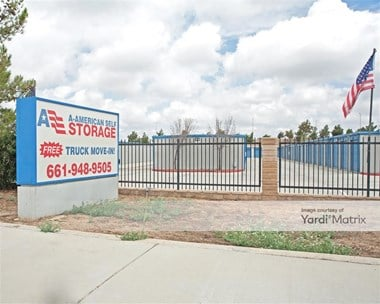 Image for A - American Self Storage - 141 West Avenue L, CA