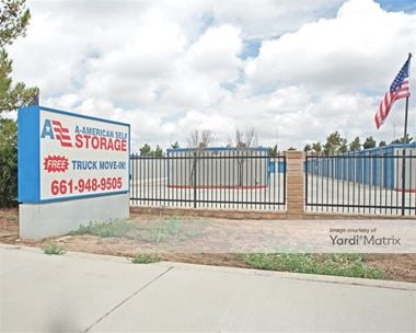 Storage Units for Rent available at 141 West Avenue L, Lancaster, CA 93543