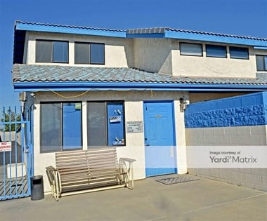 Image for All American Self Storage - 38910 30th Street East, CA