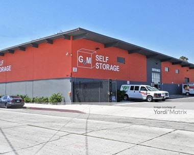 Image for G&M Self Storage - 7523 Woodman Place, CA