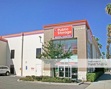 Image for Public Storage - 20140 Sherman Way, CA