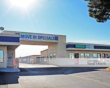 Storage Units for Rent available at 4375 East Sahara Avenue, Las Vegas, NV 89104 Photo Gallery 1