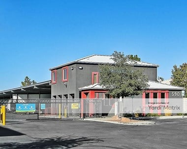 Storage Units for Rent available at 590 East Silverado Ranch Blvd, Las Vegas, NV 89183 Photo Gallery 1
