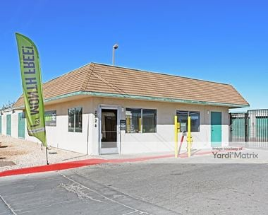 Storage Units for Rent available at 2824 East Evans Avenue, North Las Vegas, NV 89030 Photo Gallery 1