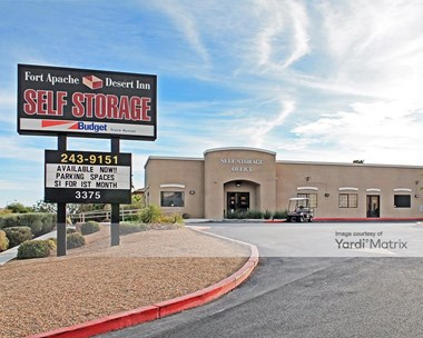 Image for Fort Apache Desert Inn Self Storage - 3375 South Fort Apache Road, NV