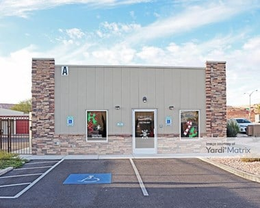 Storage Units for Rent available at 513 Commerce Circle, Mesquite, NV 89027 Photo Gallery 1