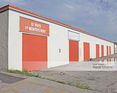 Storage Units for Rent available at 7996 NW South River Drive, Medley, FL 33166 Photo Gallery 1