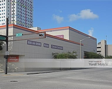 Storage Units for Rent available at 151 NW 5th Street, Miami, FL 33128 Photo Gallery 1