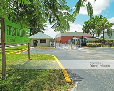 Storage Units for Rent available at 20240 NW 2nd Avenue, Miami, FL 33169 Photo Gallery 1