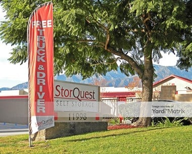 Image for StorQuest Self Storage - 11998 Arrow Route, CA