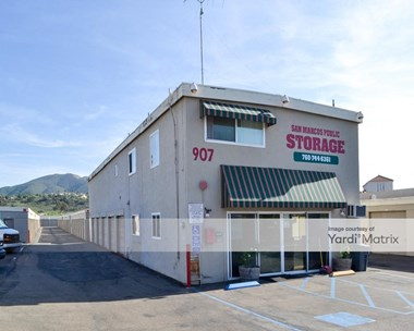 Storage Units for Rent available at 907 West San Marcos Blvd, San Marcos, CA 92078 Photo Gallery 1