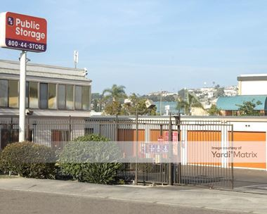 Storage Units for Rent available at 5175 Pacific Hwy, San Diego, CA 92110 Photo Gallery 1