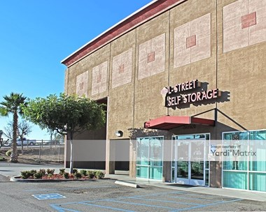 Image for L Street Self Storage - 707 L Street, CA