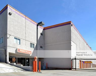 Storage Units for Rent available at 7545 Dagget Street, San Diego, CA 92111