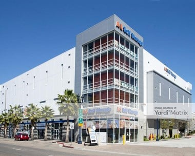 Storage Units for Rent available at 2235 Pacific Hwy, San Diego, CA 92101 Photo Gallery 1