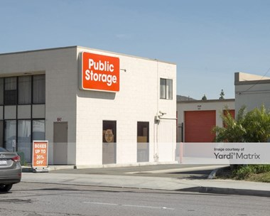 Image for Public Storage - 1047 North Johnson Avenue, CA