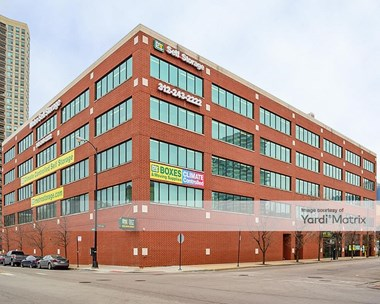 Image for Metro Self Storage - 465 North Desplaines Street, IL