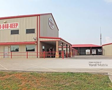 Storage Units for Rent available at 16430 South Fm 156, Justin, TX 76247