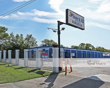 Image for Store It All Self Storage - 3940 Samuell Blvd, TX
