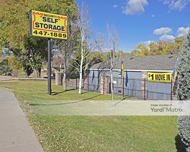 Image for Security Self Storage - 3061 Wood Avenue, CO