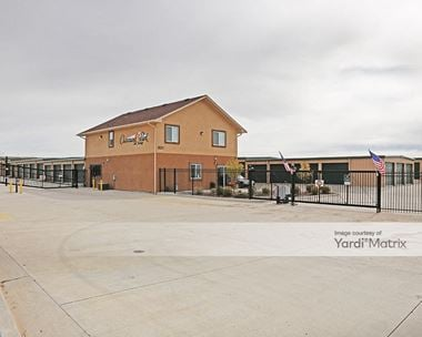 Storage Units for Rent available at 631 Meadowbrook Pkwy, Colorado Springs, CO 80915