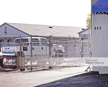 Image for 8th Street Self Storage - 865 West Moreno Avenue, CO