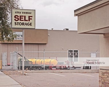 Image for City Center Self Storage - 309 South Wahsatch Avenue, CO
