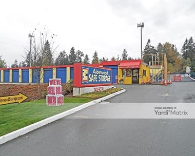 Storage Units for Rent available at 16902 Alderwood Mall Pkwy, Lynnwood, WA 98037 Photo Gallery 1