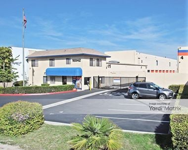 Storage Units for Rent available at 16842 South Harbor Blvd, Fountain, CA 92708