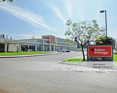 Image for Public Storage - 2200 East McFadden Avenue, CA