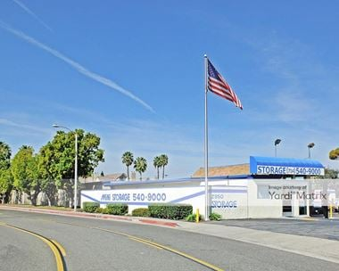 Storage Units for Rent available at 2950 Bear Street, Costa Mesa, CA 92626