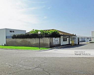 Storage Units for Rent available at 1611 Parkway Loop, Tustin, CA 92780