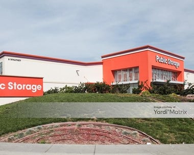 Image for Public Storage - 6 Whatney, CA