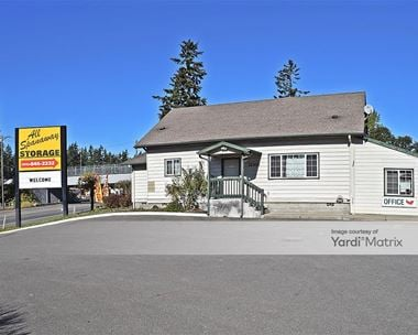 Storage Units for Rent available at 21303 Mountain Hwy East, Spanaway, WA 98387
