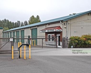 Storage Units for Rent available at 5128 Joppa Street, Olympia, WA 98512