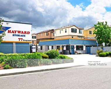 Storage Units for Rent available at 77 Traynor Street, Hayward, CA 94544