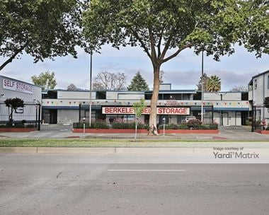 Storage Units for Rent available at 2235 San Pablo Avenue, Berkeley, CA 94702