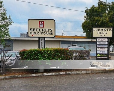 Image for Security Public Storage - 2690 North Main Street, CA