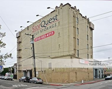 Storage Units for Rent available at 4601 Shattuck Avenue, Oakland, CA 94609