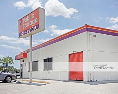 Storage Units for Rent available at 240 East Whittier Blvd, Montebello, CA 90640