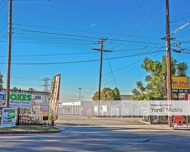 Storage Units for Rent available at 1500 Crestfield Drive, Duarte, CA 91010