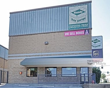 Image for Handy Self Storage - 1500 Washington Blvd, CA