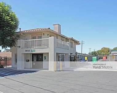 Storage Units for Rent available at 9612 Beverly Blvd, Pico Rivera, CA 90660