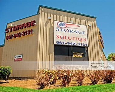 Image for Storage Solution - 42738 East 4th Street, CA