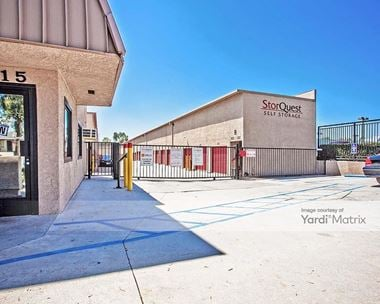 Storage Units for Rent available at 11115 Laurel Canyon Blvd, San Fernando, CA 91340