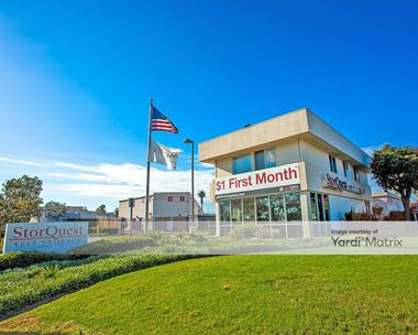 Storage Units for Rent available at 1781 Jones Way, Oxnard, CA 93033 Photo Gallery 1